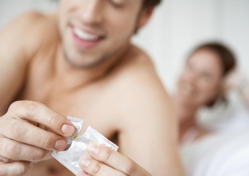 is it safe to have sex with